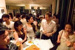 ダウンロード 3 【100名】表参道 美と感性の文化交流の街でGaitomo国際交流ノンアルコールパーティー